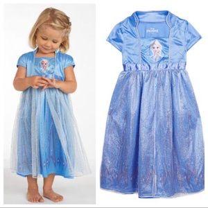 Disney Frozen Nightgown Cute Dress